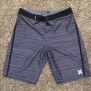 Boys Hurley Board Shorts-size 20